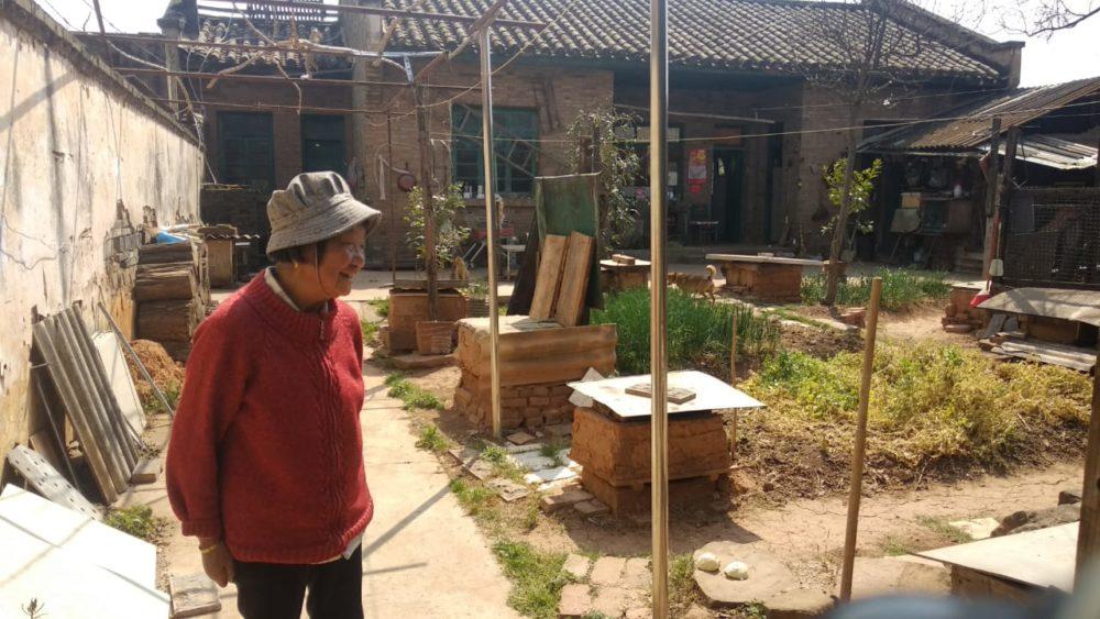 Perlé atravesando China hacia el Tíbet 10