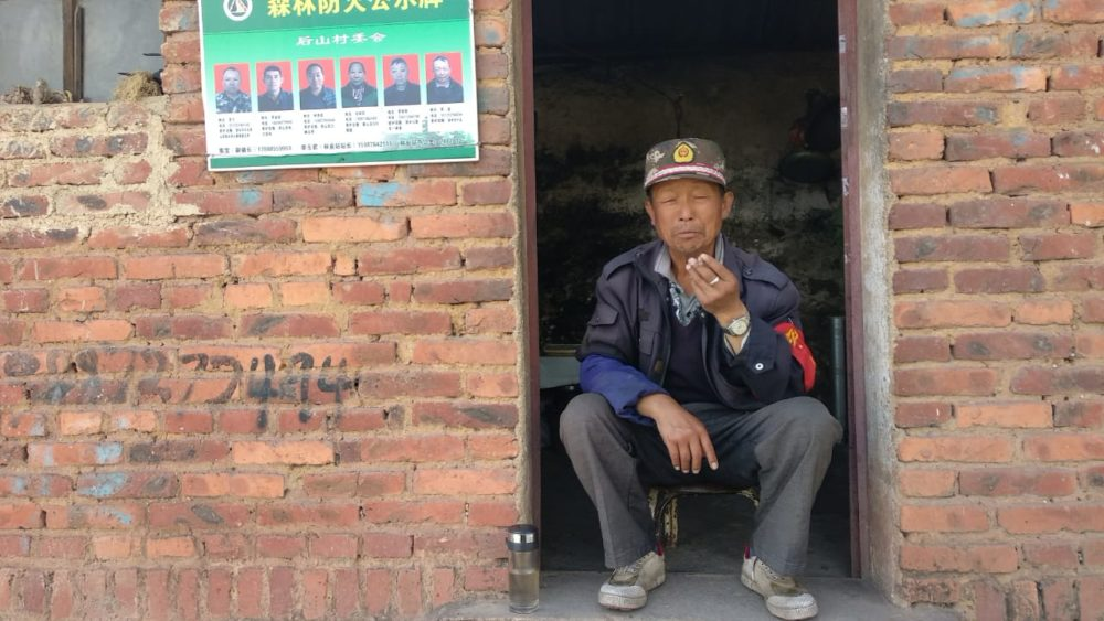 Perlé atravesando China hacia el Tíbet 47