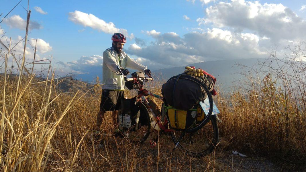 Perlé atravesando China hacia el Tíbet 76
