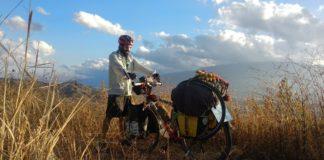 Perlé atravesando China hacia el Tíbet