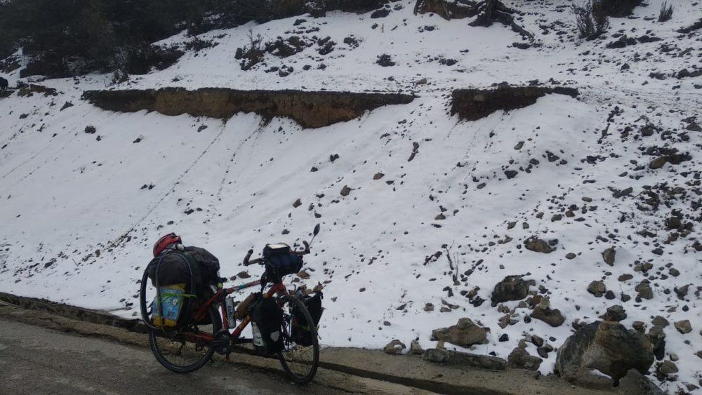 Perlé atravesando China hacia el Tíbet 24