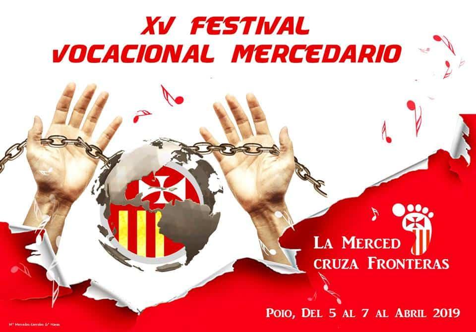 XV Festival vocacional mercedario - Los coros mercedarios de Herencia  en el XV Festival Vocacional Mercedario de Poio