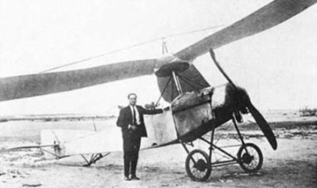autogiro 1068x635 - Descendientes de Herencia para la historia. La familia de la Cierva