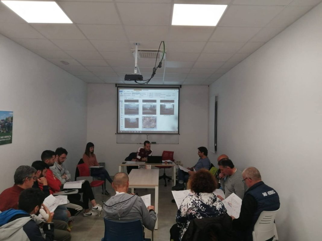 Celebrada otra sesión del Consejo Local del Deporte en Herencia 1