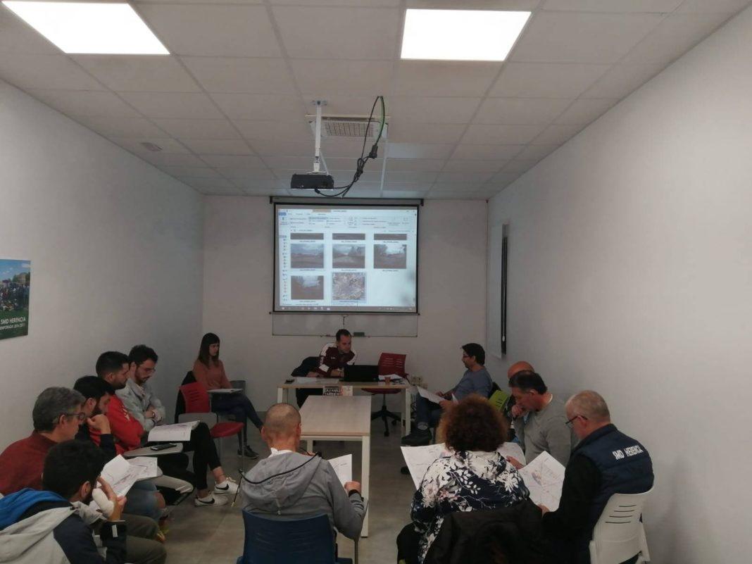 consejo local del deporte herencia 1068x801 - Celebrada otra sesión del Consejo Local del Deporte en Herencia