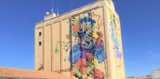 El mayor museo de arte al aire libre del mundo está en La Mancha, según The Guardian.
