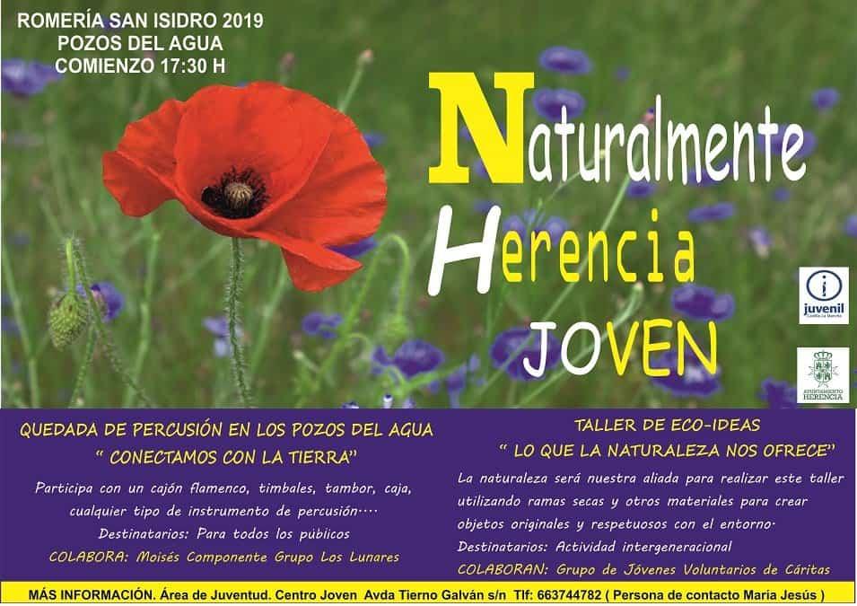 CARTEL ACTIVIDADES ROMERIA 11 - Juventud prepara diferentes actividades y talleres para la romería de San Isidro
