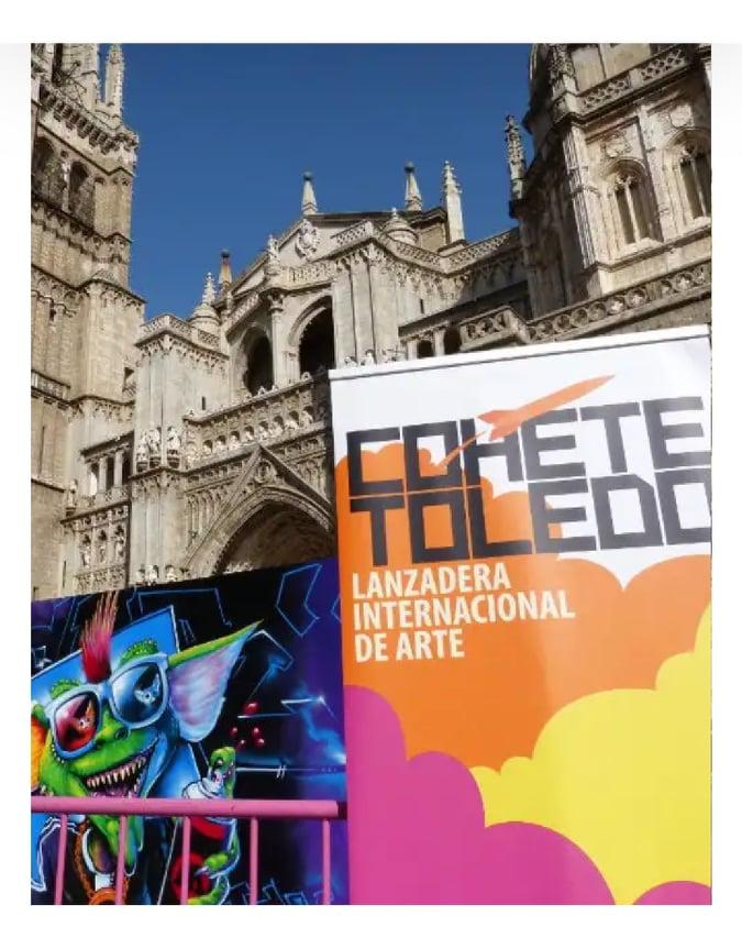 Cohete Toledo Jos%C3%A9 Raul Ram%C3%ADrez1 - Cohete Toledo 2019 contará con obras del artista José Raúl Ramírez