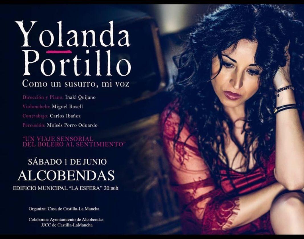 Concierto de Yolanda Portillo en Alcobendas 1068x841 - Concierto de Yolanda Portillo en Alcobendas