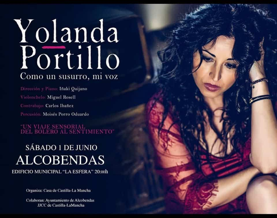 Concierto de Yolanda Portillo en Alcobendas - Concierto de Yolanda Portillo en Alcobendas