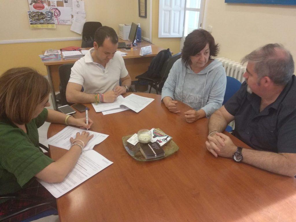 El Ayuntamiento amplía la cuantía de la subvención destinada a Cruz Roja Española - El Ayuntamiento amplía la cuantía de la subvención destinada a Cruz Roja Española