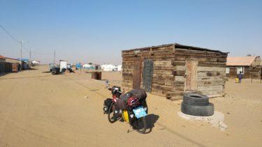 Perlé atravesando el desierto del Gobi hasta Ulan Bator00