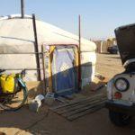 Perlé atravesando el desierto del Gobi hasta Ulan Bator 53