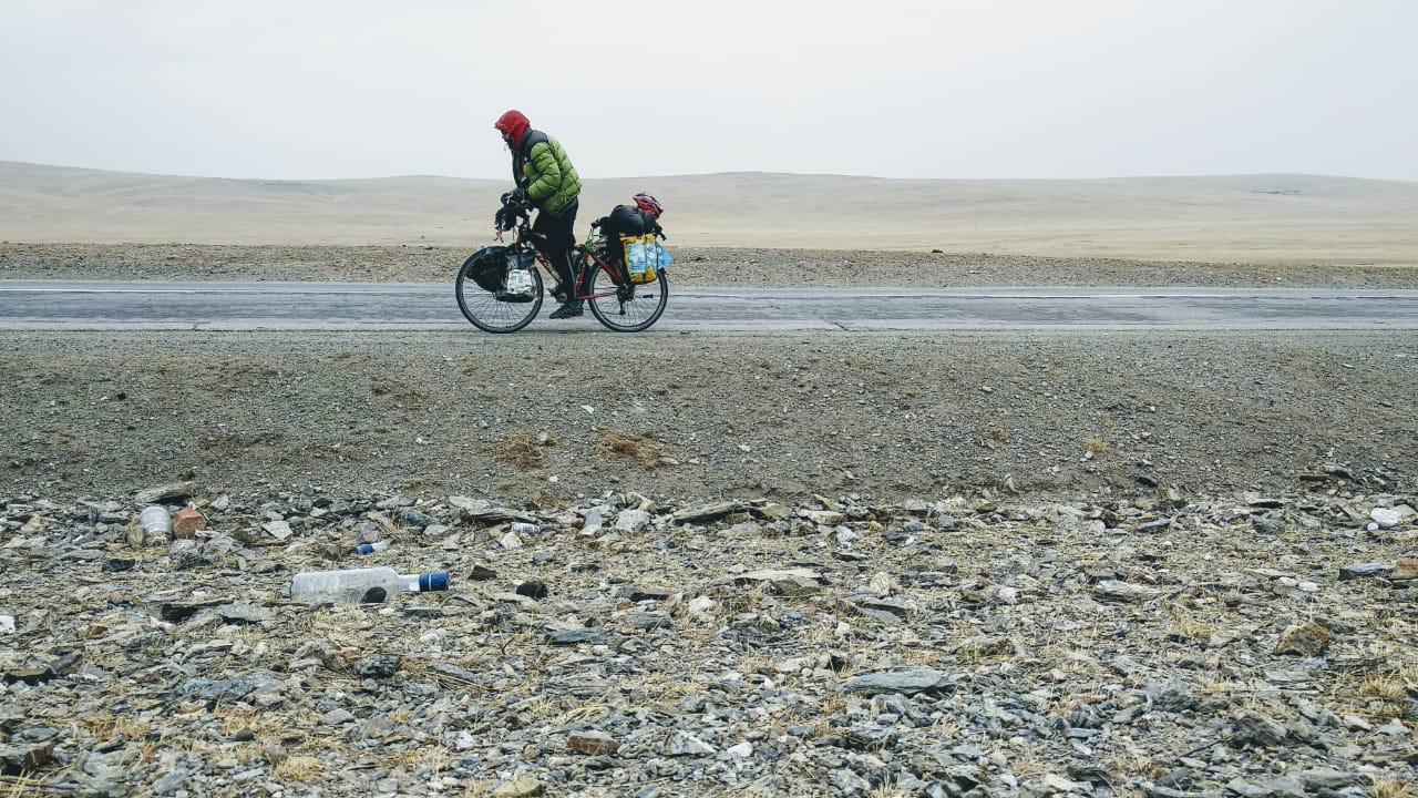 Perlé atravesando el desierto del Gobi hasta Ulan Bator 24