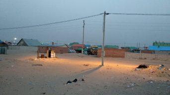 Perlé atravesando el desierto del Gobi hasta Ulan Bator13