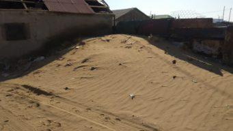Perlé atravesando el desierto del Gobi hasta Ulan Bator14