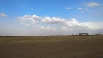 Perlé atravesando el desierto del Gobi hasta Ulan Bator15