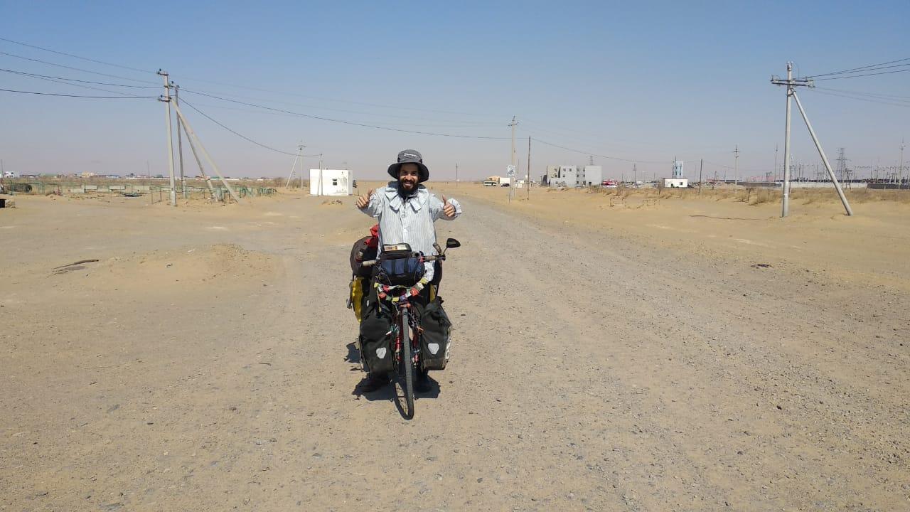 Perlé atravesando el desierto del Gobi hasta Ulan Bator 22