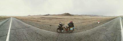 Perlé atravesando el desierto del Gobi hasta Ulan Bator20