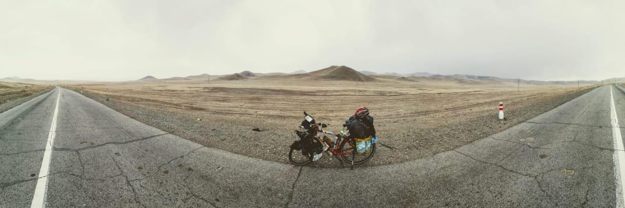 Perlé atravesando el desierto del Gobi hasta Ulan Bator 29