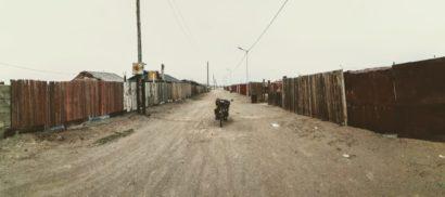 Perlé atravesando el desierto del Gobi hasta Ulan Bator21