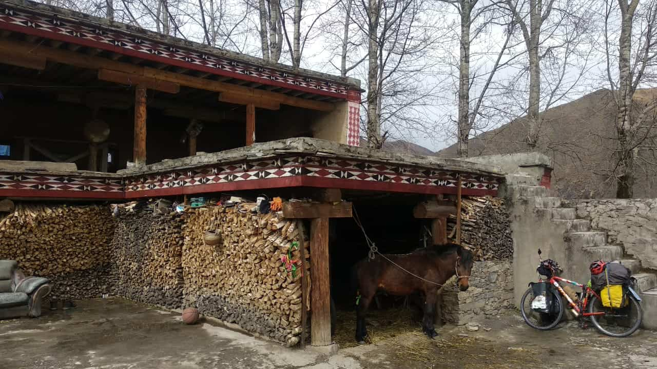 Elías Escribano, Perlé por el mundo, a las puertas de Mongolia 38