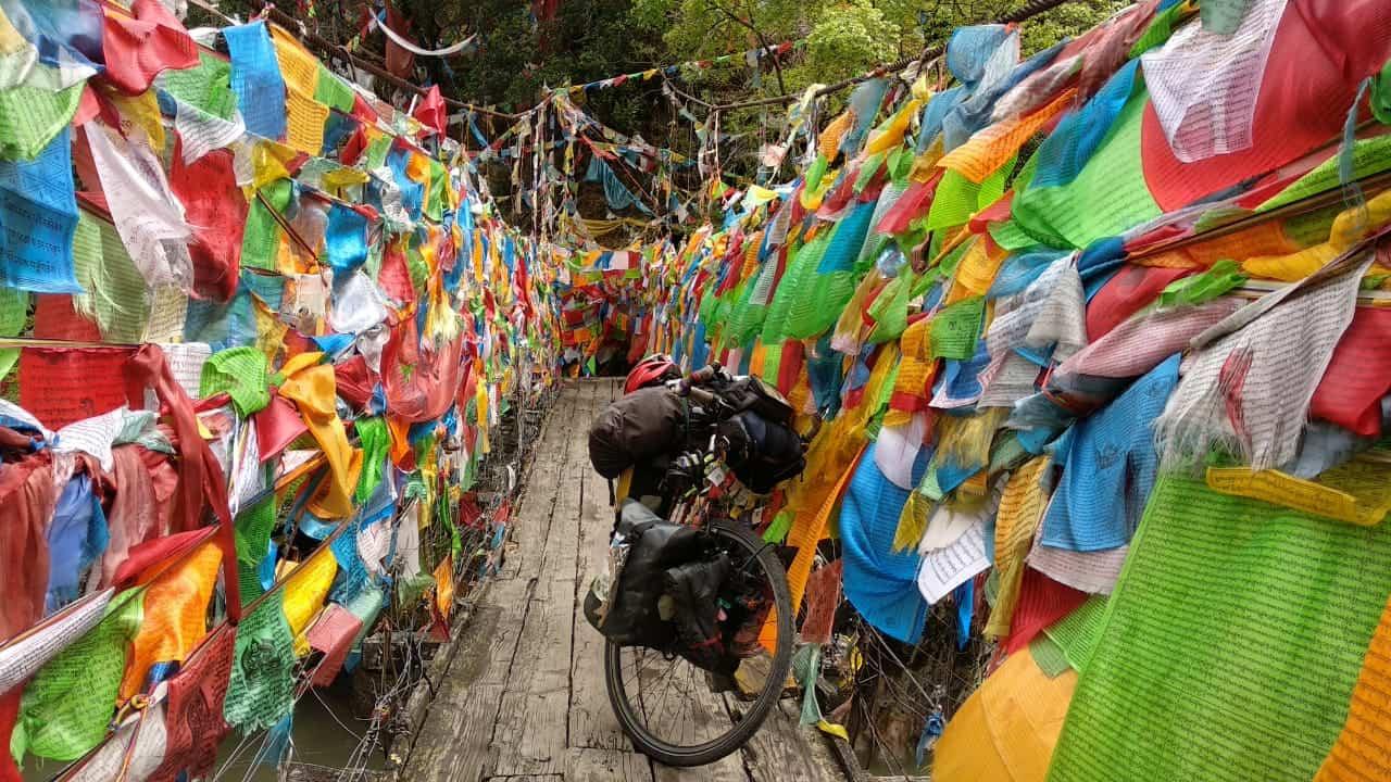 Elías Escribano, Perlé por el mundo, a las puertas de Mongolia 39
