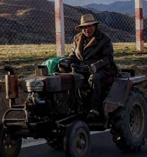 Elías Escribano, Perlé por el mundo, a las puertas de Mongolia 43
