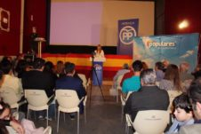 Presentaci%C3%B3n candidatura Partido Popular Herencia11 226x151 - Agudo presenta a Cristina Rodríguez de Tembleque como candidata a la Alcaldía de Herencia