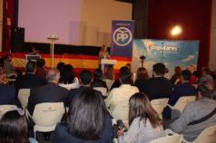 Presentaci%C3%B3n candidatura Partido Popular Herencia12 238x158 - Agudo presenta a Cristina Rodríguez de Tembleque como candidata a la Alcaldía de Herencia