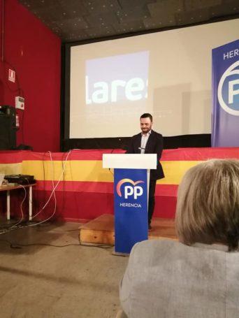 Presentación candidatura Partido Popular Herencia15