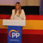 Agudo presenta a Cristina Rodríguez de Tembleque como candidata a la Alcaldía de Herencia 18