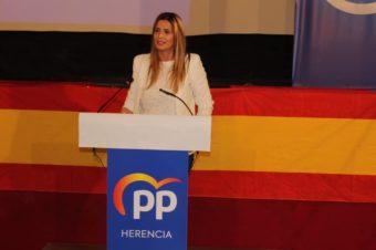 Presentación candidatura Partido Popular Herencia18