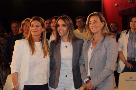 Presentaci%C3%B3n candidatura Partido Popular Herencia3 457x305 - Agudo presenta a Cristina Rodríguez de Tembleque como candidata a la Alcaldía de Herencia