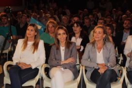 Presentaci%C3%B3n candidatura Partido Popular Herencia4 272x181 - Agudo presenta a Cristina Rodríguez de Tembleque como candidata a la Alcaldía de Herencia
