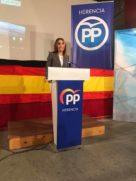 Presentaci%C3%B3n candidatura Partido Popular Herencia5 136x181 - Agudo presenta a Cristina Rodríguez de Tembleque como candidata a la Alcaldía de Herencia