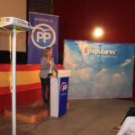 Agudo presenta a Cristina Rodríguez de Tembleque como candidata a la Alcaldía de Herencia 9