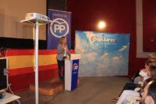 Presentaci%C3%B3n candidatura Partido Popular Herencia6 226x150 - Agudo presenta a Cristina Rodríguez de Tembleque como candidata a la Alcaldía de Herencia