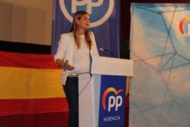 Presentaci%C3%B3n candidatura Partido Popular Herencia9 271x181 - Agudo presenta a Cristina Rodríguez de Tembleque como candidata a la Alcaldía de Herencia