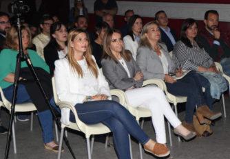 Presentaci%C3%B3n candidatura partido popular herencia02 334x232 - Agudo presenta a Cristina Rodríguez de Tembleque como candidata a la Alcaldía de Herencia