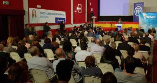 Presentaci%C3%B3n candidatura partido popular herencia04 325x172 - Agudo presenta a Cristina Rodríguez de Tembleque como candidata a la Alcaldía de Herencia