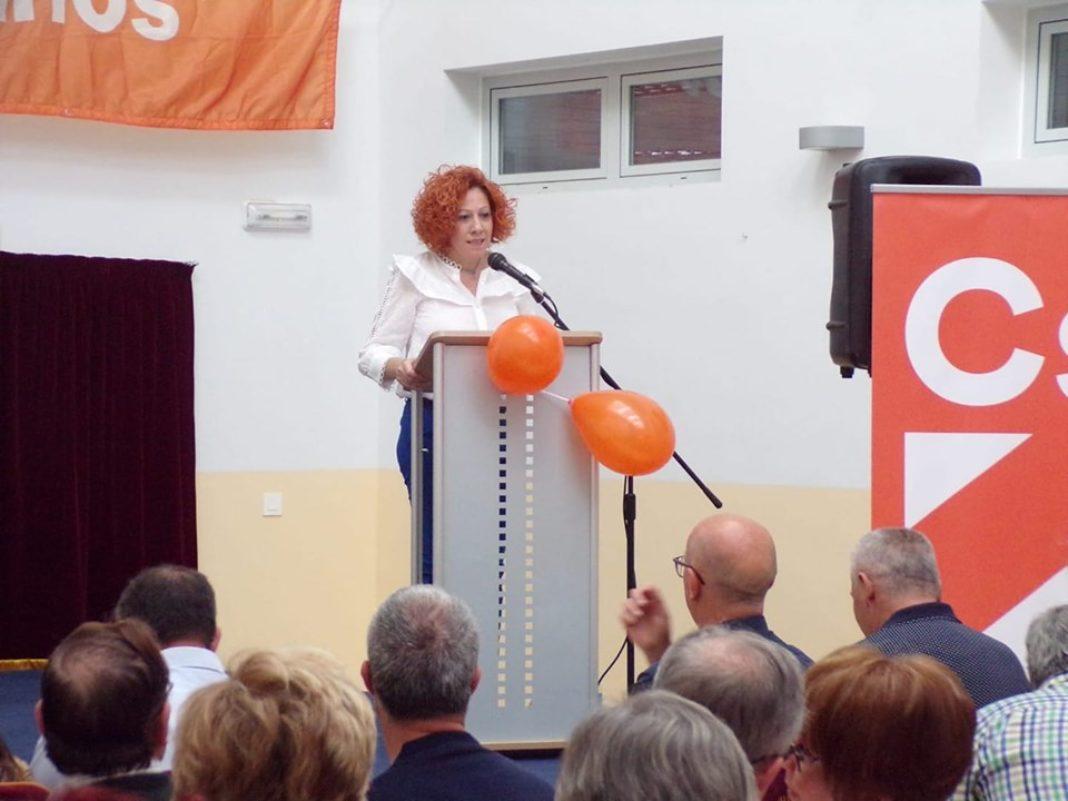 Cs Herencia presenta su programa electoral para las primas elecciones municipales 7