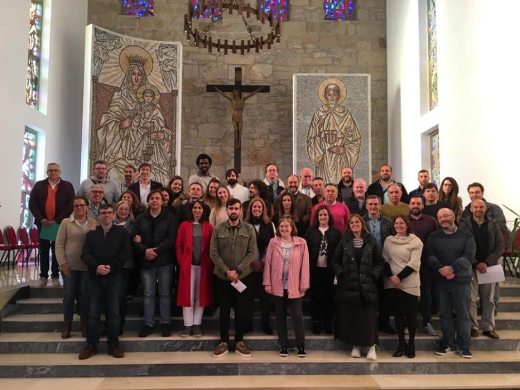 Profesores del colegio Seminario Menor de Herencia participan en un encuentro ce colegios mercedarios en Galicia 4