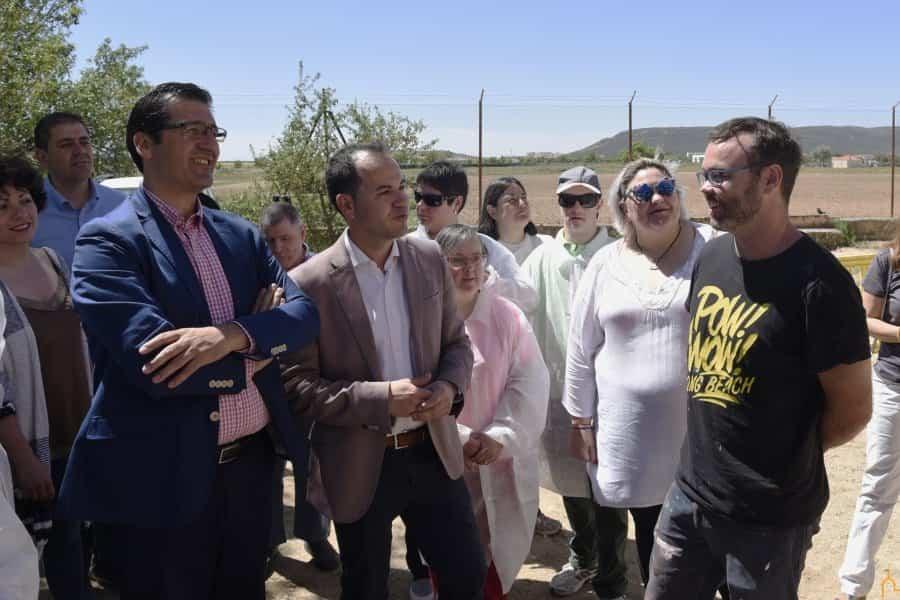 """Proyecto Titanes en Herencia - Herencia se suma al proyecto """"Titanes"""", referencia de arte urbano e integración en el mundo"""