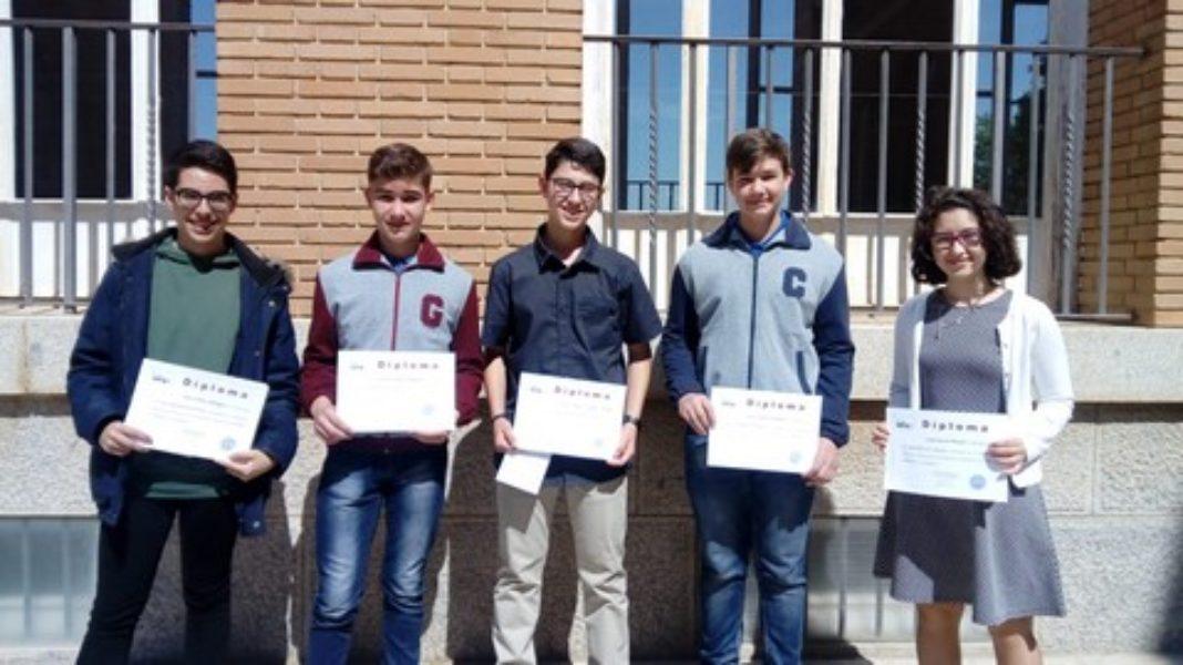 """Varios herencianos premiados en el concurso """"Amigos del Seminario"""" 19"""