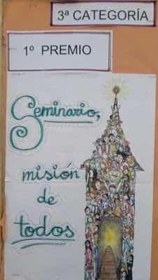 """Varios herencianos premiados en el concurso """"Amigos del Seminario"""" 15"""