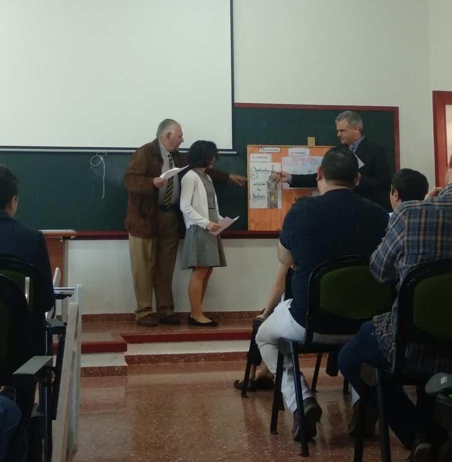 """Varios herencianos premiados en el concurso """"Amigos del Seminario"""" 17"""