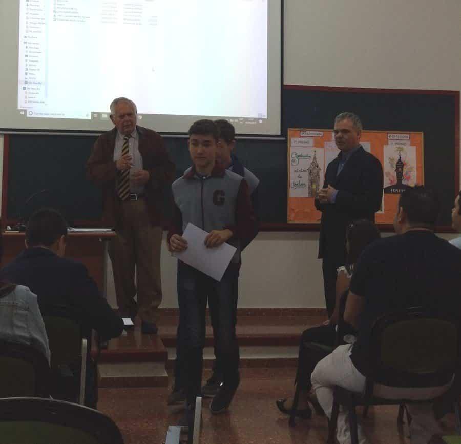 """Varios herencianos premiados en el concurso """"Amigos del Seminario"""" 18"""