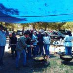 Vox Herencia junto a Ricardo Chamorro participan en la romería de San Isidro 7