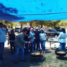 Vox herencia en la Romer%C3%ADa de San Isidro5 227x226 - Vox Herencia junto a Ricardo Chamorro participan en la romería de San Isidro
